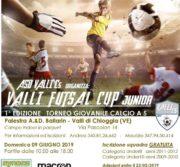 Valli Futsal Cup Junior- 9 Giugno 2019 – Valli di Chioggia (VE)