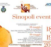 Scuola di musica Sinopoli – 18 e 19 Maggio 2019- Martellago (VE)