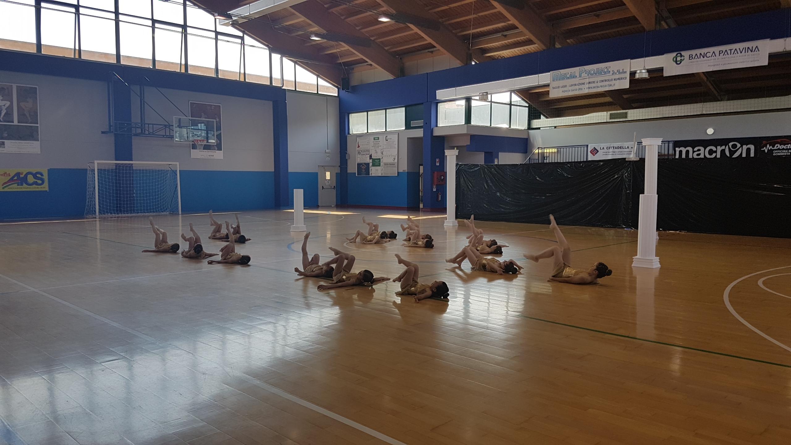 """Corso di Formazione per Istruttore di Ginnastica per Tutti finalizzata alla """"Salute e Fitness"""", a corpo libero e con piccoli attrezzi"""