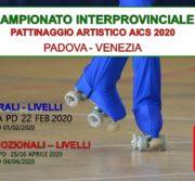 Campionato Interprovinciale pattinaggio artistico Venezia – Padova
